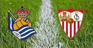 Севилья – Реал Сосьедад  смотреть онлайн бесплатно 29 сентября 2019 прямая трансляция в 22:00 МСК.