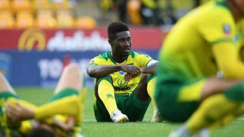 Norwich suffered a loss to Norwich in the FA Cup without a Cairo road spell