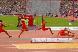 Pengertian Lompat Jauh menurut Para Ahli dan Teknik Dasar Lompat Jauh