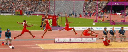 teknik dasar lompat jauh
