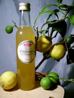 Zitronen Balsamessig