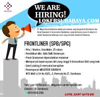 Info Loker Surabaya di PT. Mega Ponsel Indonesia Juli 2020