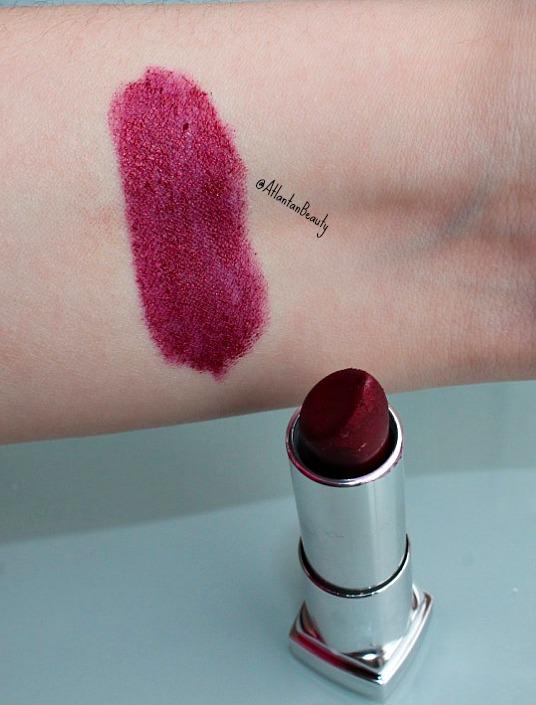 Maybelline Color Sensational Metallic Lipstick in Copper Rose