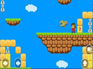 Jogo online grátis Alex 2D versão HTML5