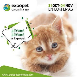 FERIA de Mascotas EXPOPET No. 6 2019 | CORFERIAS