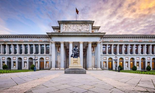 Museu del Prado em Madri