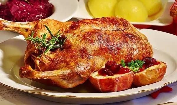 contoh makanan roasting
