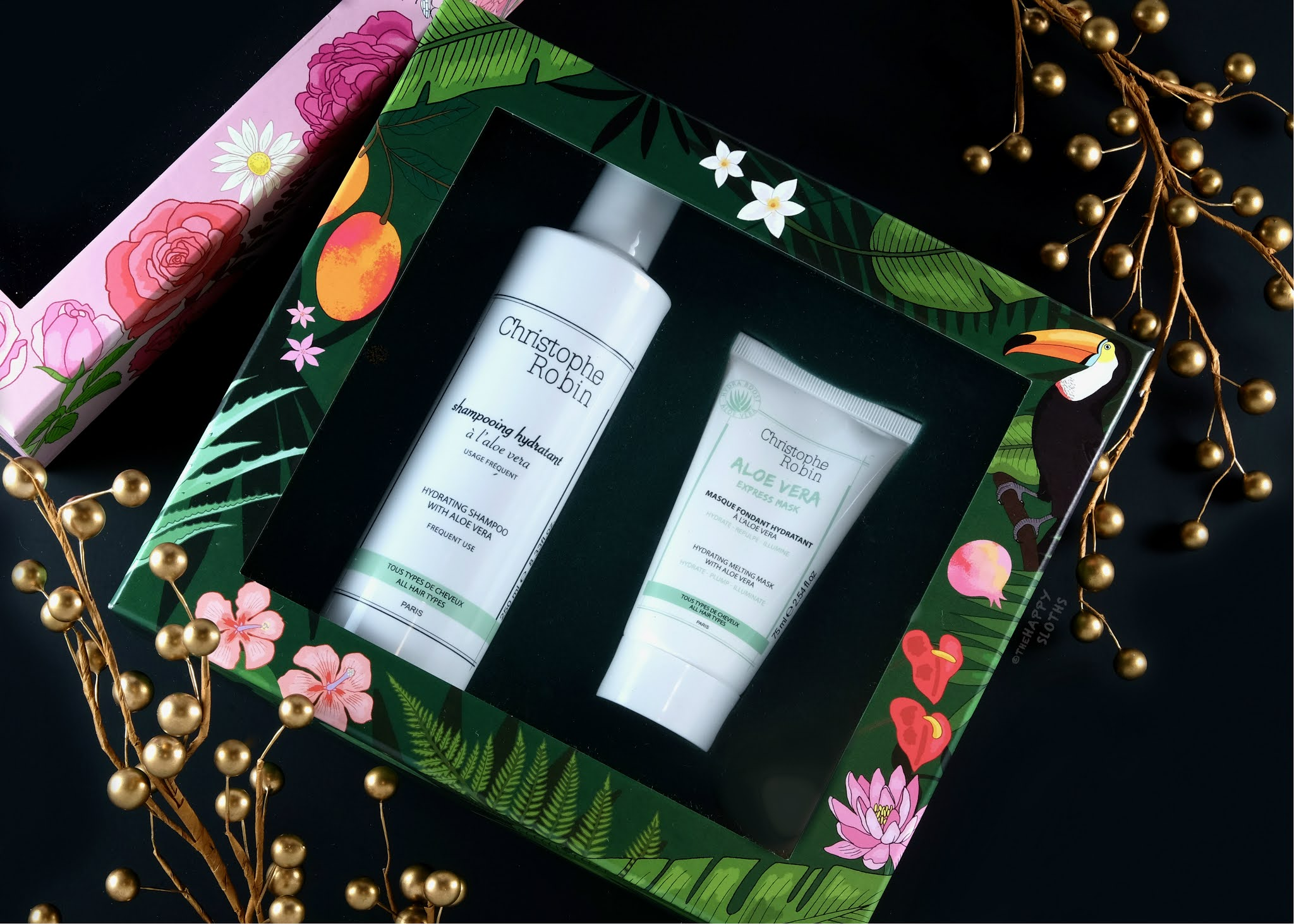 Christophe Robin | Holiday 2020 Hydrating Gift Set