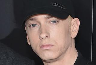 Eminem goes off on Donald Trump at United Kingdom concerts