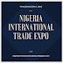 NIGERIA INTERNATIONAL TRADE EXPO