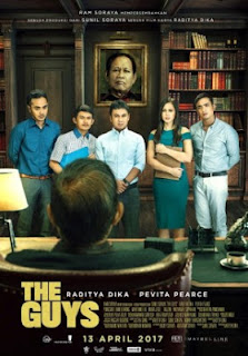 The Guys (2017)