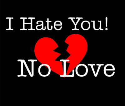 I Hate You Quotes For Her