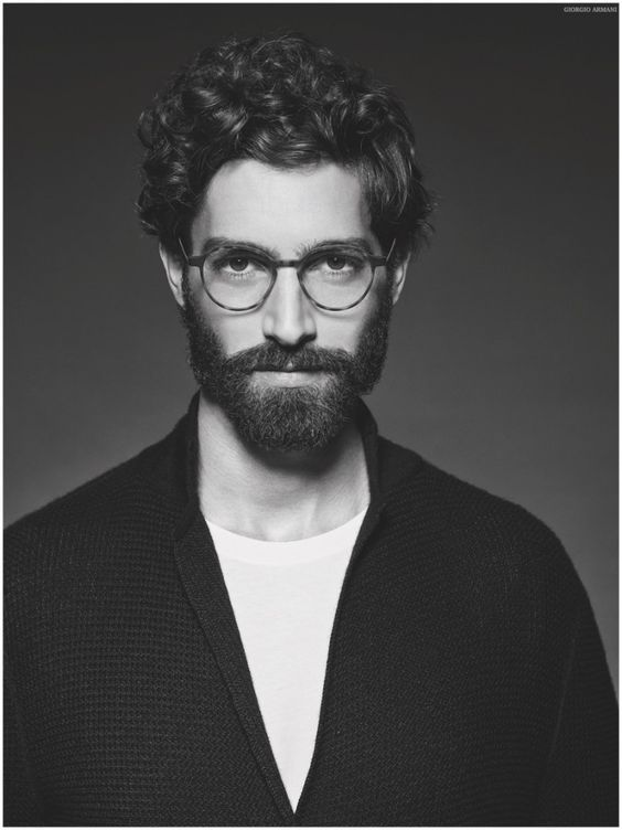 Cool Beard Styles For Round Faces