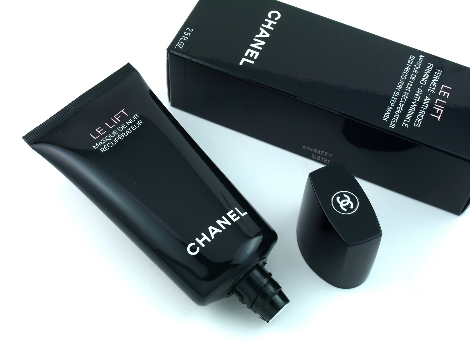 Chanel | Le Lift Skin-Recovery Sleep Mask: Review