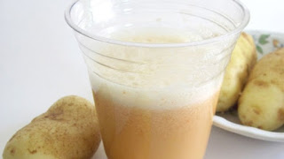 Health benefits of drinking Potato Juice