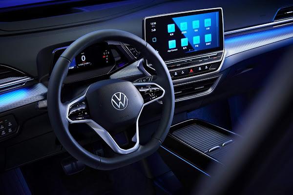Volkswagen ID.6 Crozz Prime