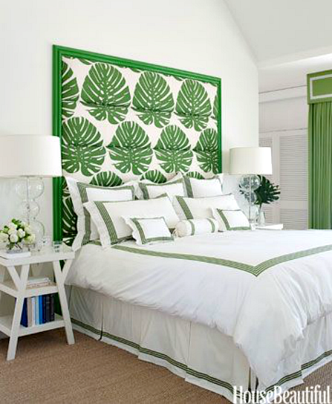 Diy Coastal Fabric Headboard Ideas Coastal Decor Ideas