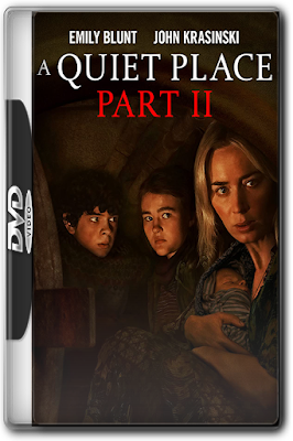 A Quiet Place Part II [2021] [DVDR R1] [Latino]