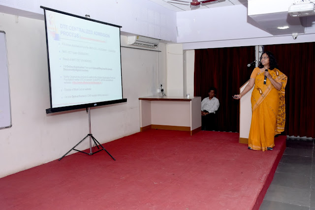 VES College of Pharmacy organizes seminar to provide insights on career opportunities in pharmacy