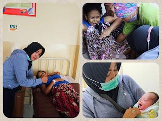 Aksi Siti Indriyani  Bantu Ibu Melahirkan Darurat di Pasar Pabean