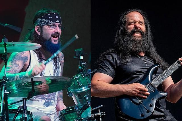 John Petrucci (Dream Theater) reúne-se com Mike Portnoy no seu novo álbum a solo