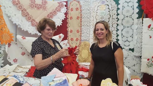 El Cabildo abre el plazo de inscripción para participar en la Feria Insular de Artesanía que se celebrará durante la Bajada