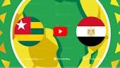 نتيجة مباراة مصر وتوجو وفوز المنتخب المصري بهدف مقابل لا شيى 14-11-2020 تصفيات كأس أمم أفريقيا