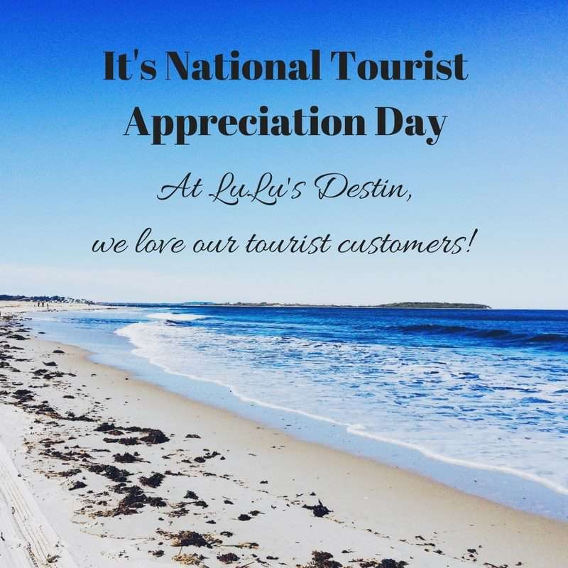 National Tourist Appreciation Day Wishes For Facebook