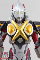 S.H. Figuarts Ultraman X MonsArmor Set 46