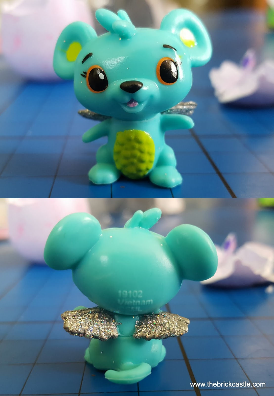 The Brick Castle Hatchimals Colleggtibles Opening And