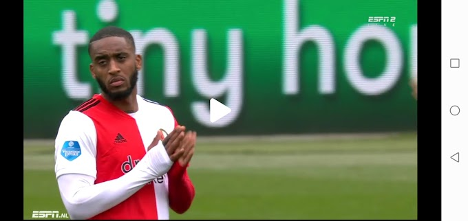 Feyenoord  2:0  Fortuna Sittard  / Netherlands. Eredivisie