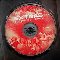CD Extras Diante do Trono - Diante do Trono