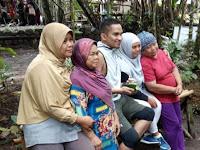 Siap Maju Pilkada  Ahmad Mumtaz Rais Aktif  Blusukan Sapa Warga