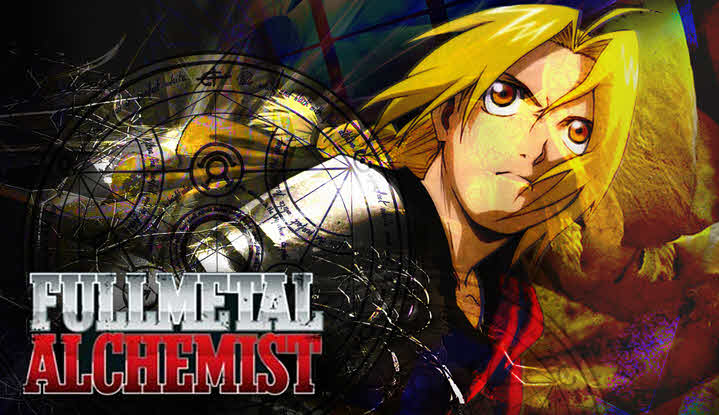 Anime Like Fullmetal Alchemist Brotherhood