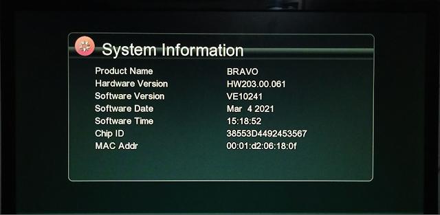 ECHOLINK BRAVO MINI GX6605S HW203.00.061 NEW SOFTWARE WITH WIZARD SERVER OPTION