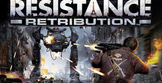 Resistance Retribution PSP iso Free Android Game Download