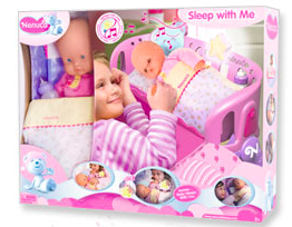 Nenuco Sleep With Me Baby Doll Amp Cradle Review