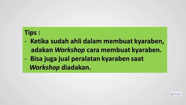 Bisnis Kyaraben - 7 Peluang Usaha Ibu Rumah Tangga Yang Cocok Untuk Pemula