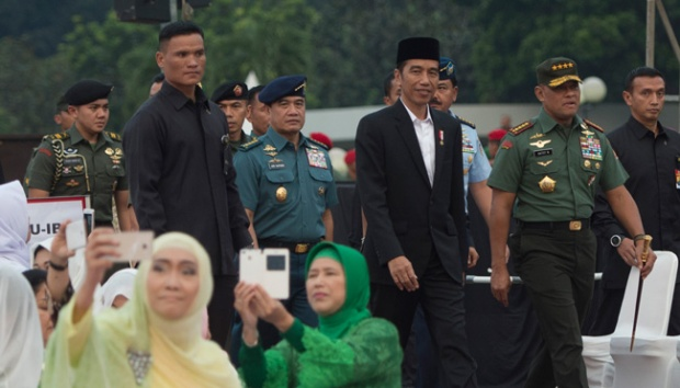 Pengamat Berharap Panglima TNI Dipilih dari Matra Angkatan Udara