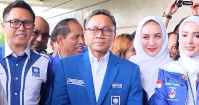 Gagal Masuk Kabinet Jokowi, Zukifli Hasan Akan 'Digoyang' dari Kursi PAN-1