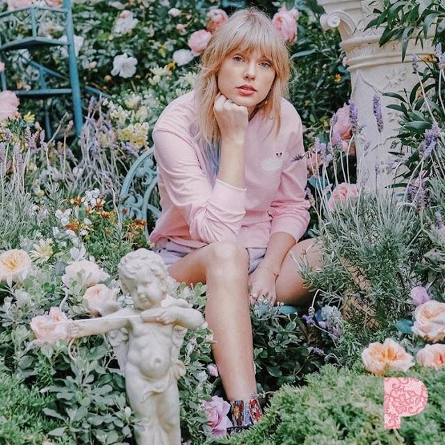"""Lover"", sétimo álbum de estúdio de Taylor Swift já está entre nós."