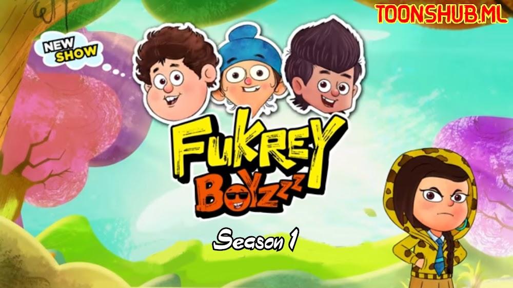 Fukrey Boyzzz Season 1 Hindi Episodes Download 1080p NF WEB-DL