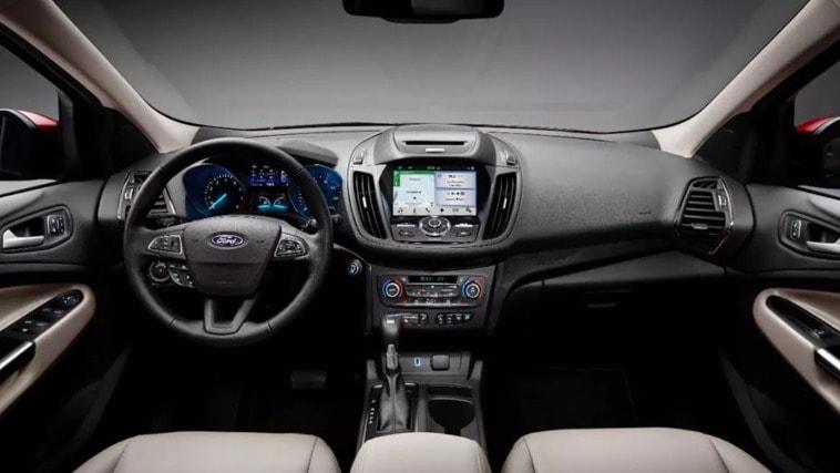 2018 Ford Escape Interior