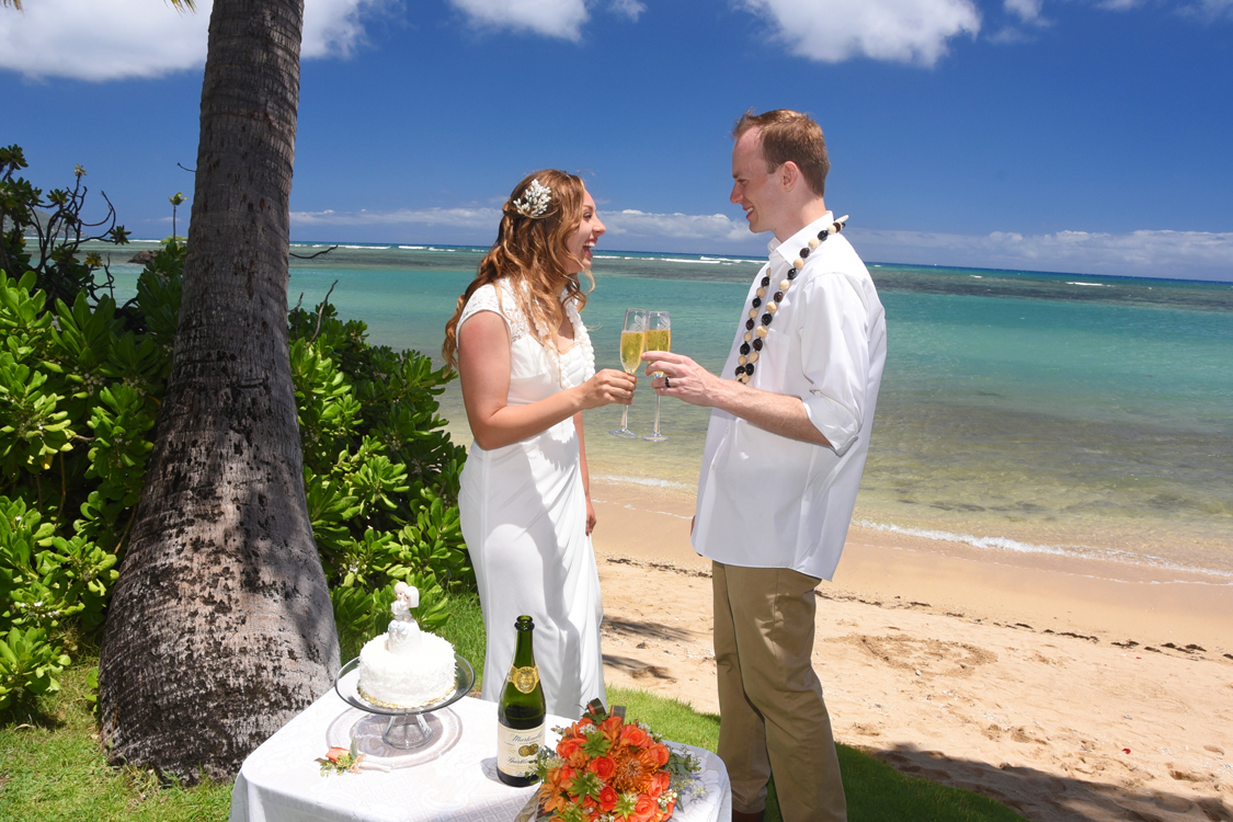 Honolulu Weddings Ben Amp Brianna