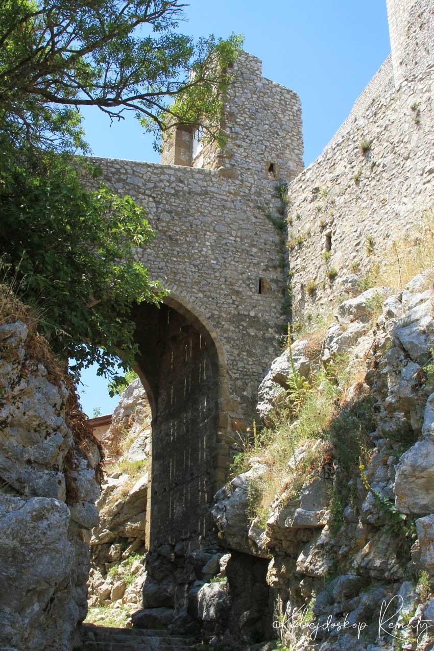 Castel San Pietro Romano – miasteczko kina