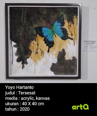 Tersesat karya yoyo hartanto