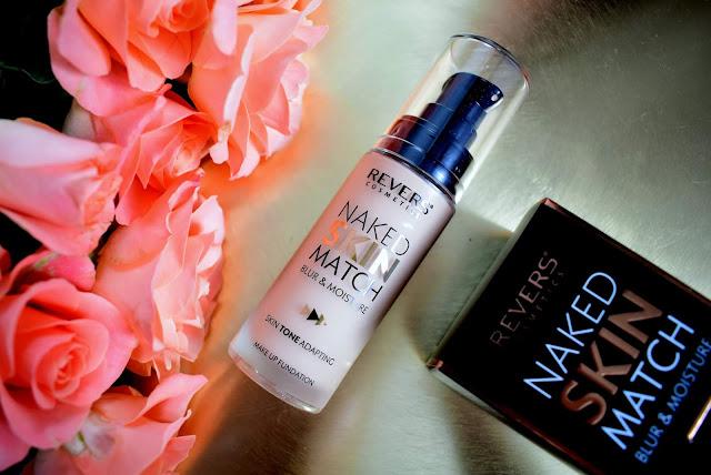 Podkład Naked Skin Match Revers