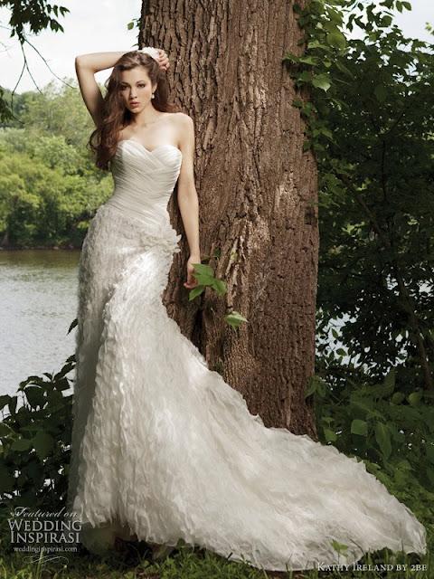 vestidos de novia sencillos pero bonitos