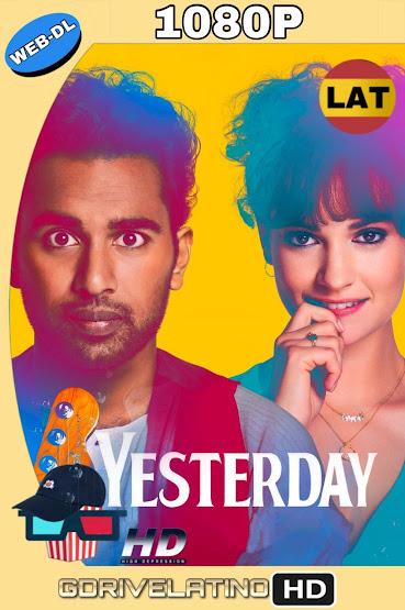 Yesterday (2019) WEB-DL 1080p Latino-Ingles MKV