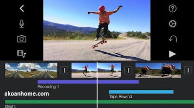 تحميل ايموفي القديم للايفون تطبيق iMovie القديم مجانا برابط مباشر iOS 12